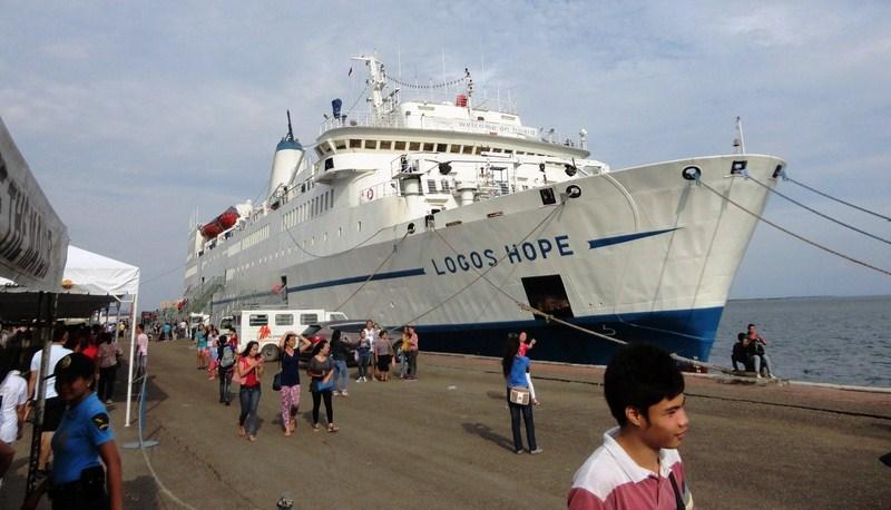 Visit of the MV Logos Hope (Cebu City, Cebu) – B L A S T